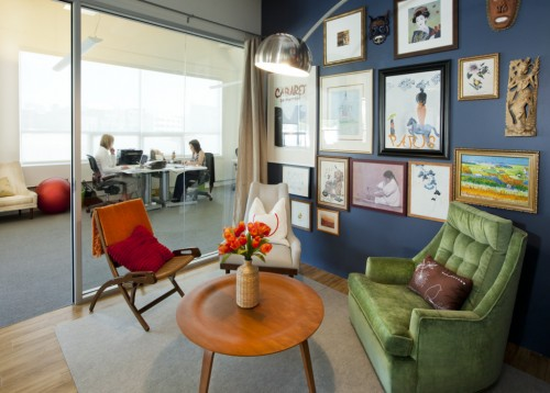 AirBnB office in San Francisco