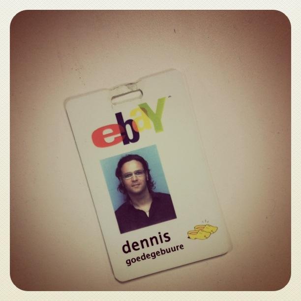 Dennis Goedegebuure Director SEO eBay