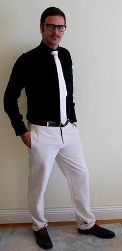 Dennis San Francisco Hipster