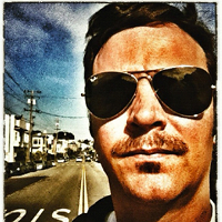 Hipster Dennis picture on Instagram