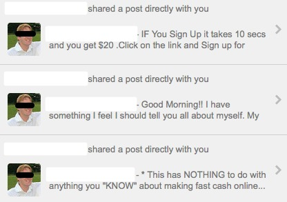 Google+ Spam messages hitting my inbox
