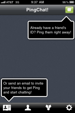 PingChat Group Messaging