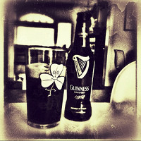 Guinness time picture on Instagram