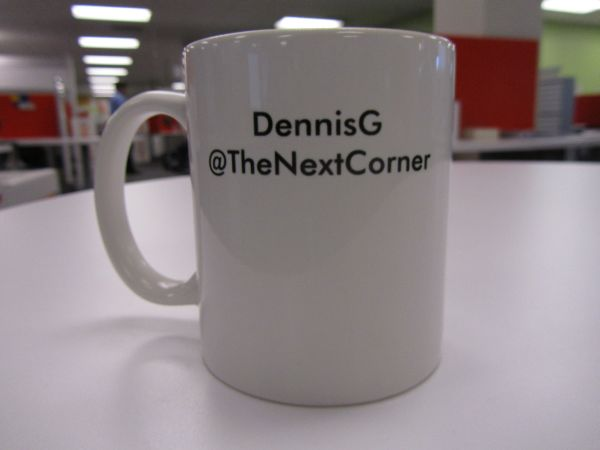 personalized coffee mug TheNextCorner