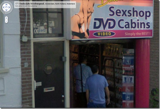 Entering-sexshop