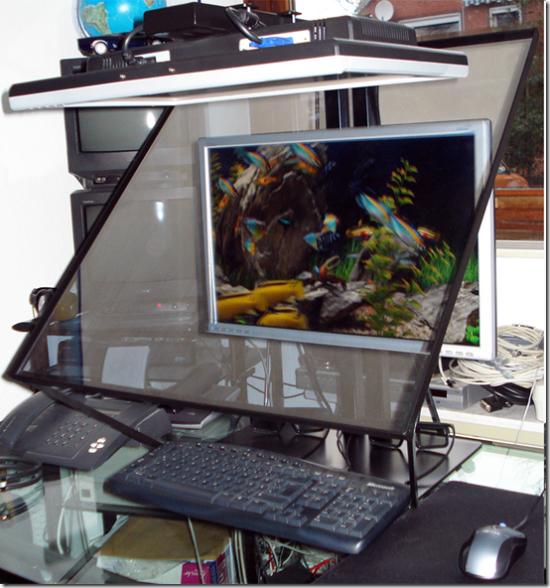 3D Computer Setup