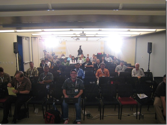 My-audience-eBay-DevCon09 005