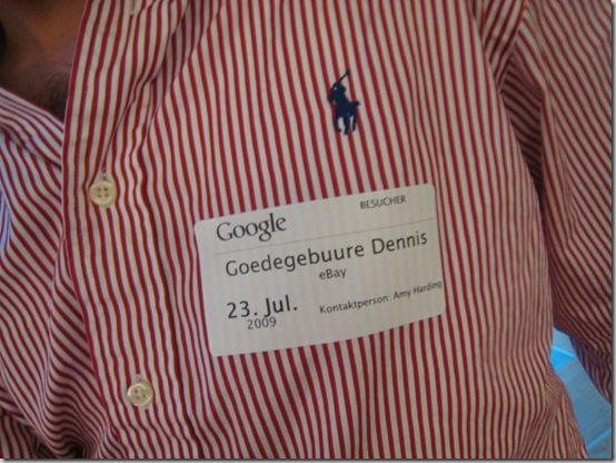 Google-Zurich-visit