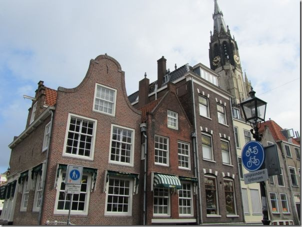 delft-netherlands-houses