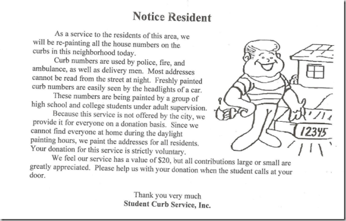 student-curb-service