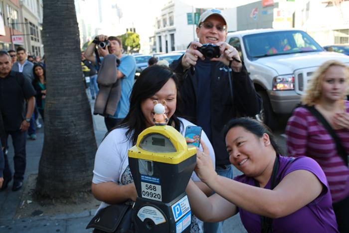 Fun with Props at the San Francisco Photowalk